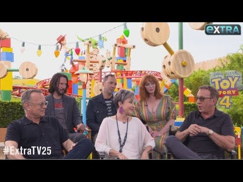 Mikey V - Did Tim Allen Spoil The Ending For Toy Story 4?!?