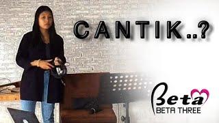 Beta Three Acoustic - CANTIK [ Kahitna ]