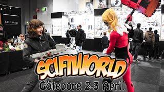 Scifiworld Göteborg 2016
