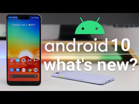 Android 10 Is Out! - What's New?