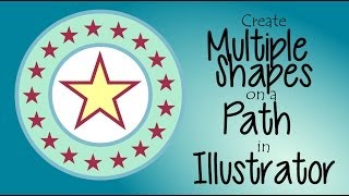 Make a Circle of Stars in Illustrator Quickly and Easily