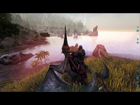 ARK: Survival Evolved (Одиночка) #06 - Опасный Арк