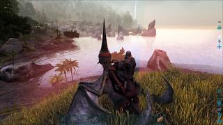 ARK Survival Evolved Одиночка 06 - Опасный Арк