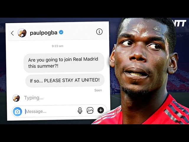 WE SENT A DM TO 100 FOOTBALLERS ON INSTAGRAM (IT WORKED) | #WNTT