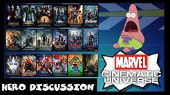 MARVEL CINEMATIC UNIVERSE TIMELINE | ENDLICH EINE CHRONIK | [HERO DISCUSSION]