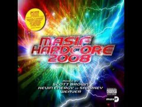 Hardcore techno remix