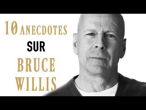 10 ANECDOTES SUR... BRUCE WILLIS