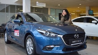 Новая Mazda 3 2014 хэтчбек и седан - технические характеристики, фото, видео, тест-драйвы, цены и комплектации