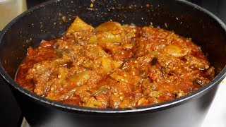How to make Classy Ofada Stew | Ayamase | Buka Stew | Remove stones from Ofada Rice