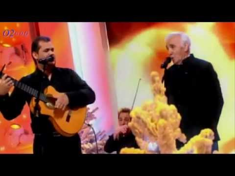Chico and The Gypsies &Charles Aznavour - T'espero