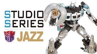 KL變形金剛玩具分享315 電影工作室SS系列 爵士 Studio Series Deluxe Jazz