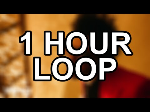 The Weeknd - Blinding Lights (1 Hour Loop)