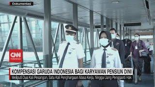 Download Karyawan Garuda Indonesia Ramai ramai Ajukan Pensiun Dini