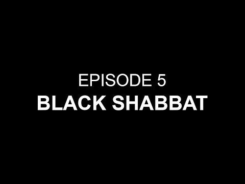 Fully Formed Adults 5: Black Shabbat