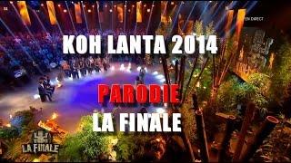 Koh Lanta 2014 - Finale (dépouillement) resumée en 3mn - Parodie