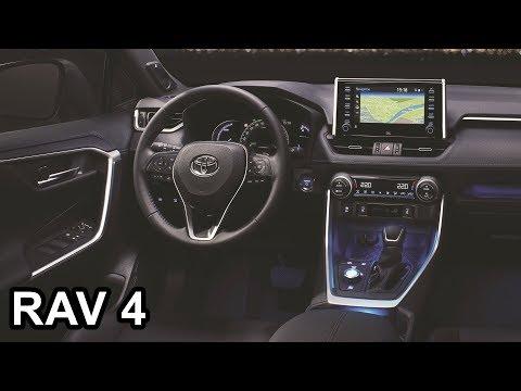 2019 Toyota RAV4 - INTERIOR
