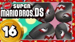 NEWER SUPER MARIO BROS. DS Part 16: Im Auge des Sturms