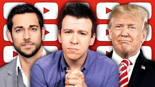 Zachary Levi's Discrimination Controversy, Youtuber's Cheating Ads, and Why The Trump Leaks Matter