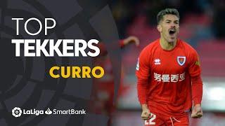 LaLiga SmartBank Tekkers: Golazo y asistencia de Curro frente al Real Sporting