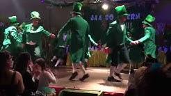 Irische Kobolde vom Männerballett Ballhausen