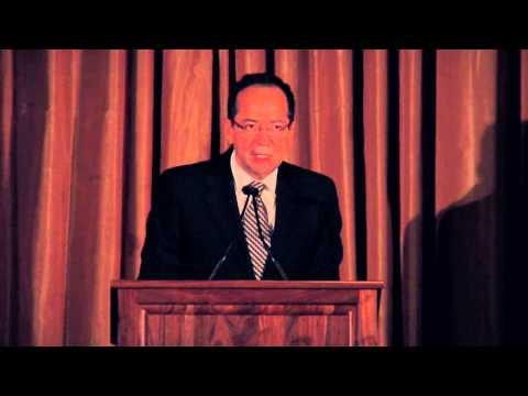 2014 Financial Services Dinner John Paulson
