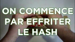 COMMENT ROULER UN JOINT DE HASH (TUTORIEL)