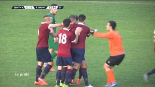 Zenith Audax-Baldaccio Bruni 3-2 Eccellenza Girone B