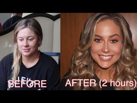 RED CARPET GET READY WITH ME!!! | Shawn Johnson