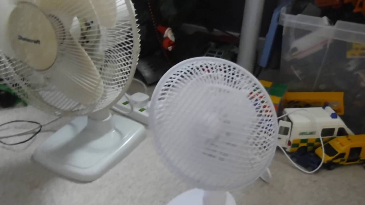 Duracraft 12 Inch Desk Fan Vs Argos Value Range 7