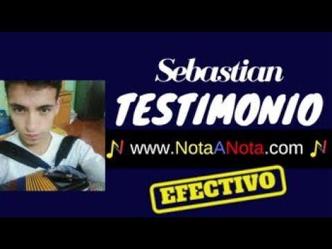 Video testimonio Sebastian (Ecuador)