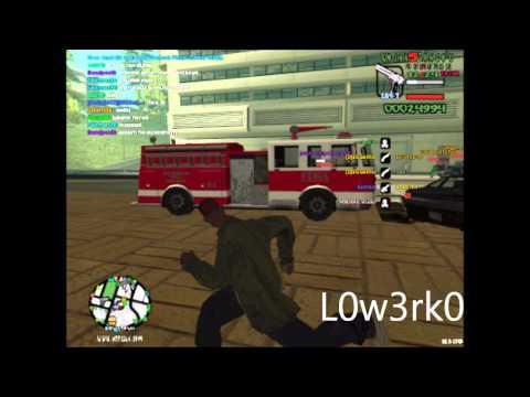 SA-MP | VG Killing Noobs | 2013 | ▬ HD ▬