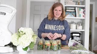 How I Make Grab & Go Salad Jars