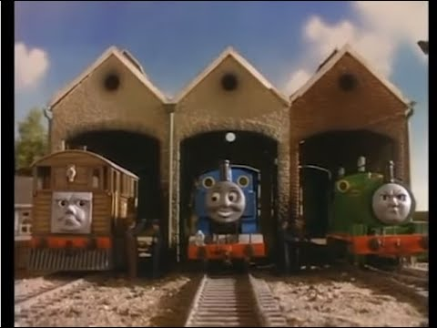 Thomas & Friends UK ⭐Thomas and the Jet Plane 🛩⭐Full Episode Compilation ⭐Classic Thomas & Friends from YouTube · Duration:  35 minutes 9 seconds