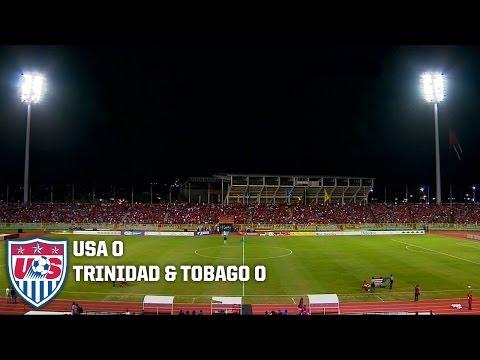 MNT vs. Trinidad & Tobago: Highlights - Nov. 17, 2015