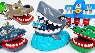 An Exciting Journey Of The Shark~! - ToyMart TV
