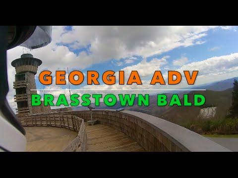 Motorcycle Adventure - Brasstown Bald Georgia Ride