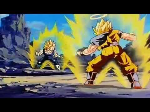 DBZ (Disturbed - Down With The Sickness)