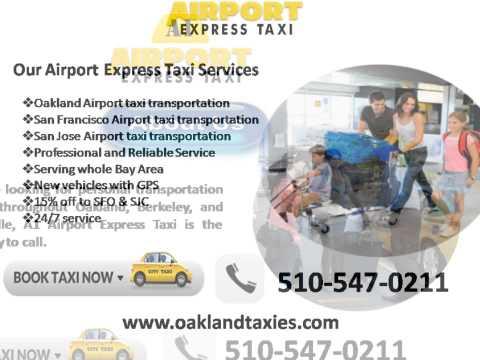 Oak Airport Transportation Services,