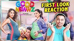 Good News First Look Poster Reaction | Review | Akshay Kumar, Kareena Kapoor,  Kiara , Diljit