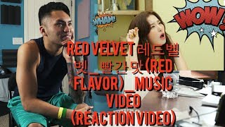 Red Velvet 레드벨벳_빨간 맛 (Red Flavor)_Music Video - (REACTION VIDEO)