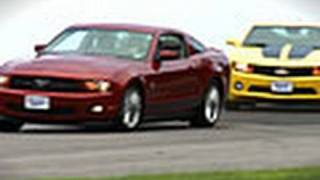 Mustang vs. Camaro | Consumer Reports