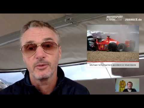 A Drink With Eddie Irvine, Episode #9 (About a team order losing him the 1999 F1 world title)