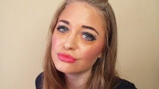 Ошибки макияжа: как не надо делать макияж / видео-урок(Если никто не говорил тебе сегодня... ты красивая! =] Давайте дружить! vk: mua.anastasia instagram: mua_anastasia мой блог, где..., 2015-04-30T11:57:27.000Z)