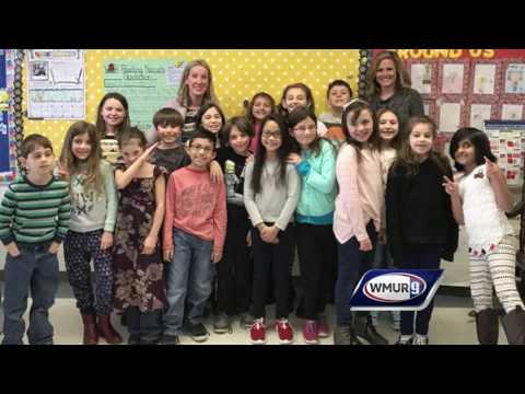 School visit: Sunset Heights Elementary School in Nashua