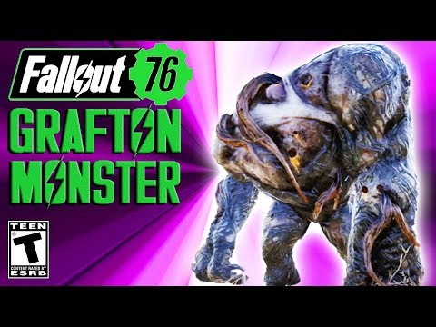 Fallout 76 The Grafton Monster