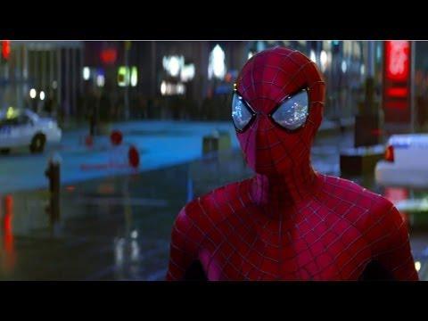 The Amazing SpiderMan 2 bonus  UK    HD