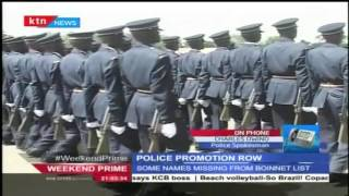 Charles Owino explains the missing names in Boinnet's list