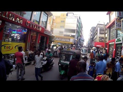 Шри Ланка, Коломбо - самый большой город на острове