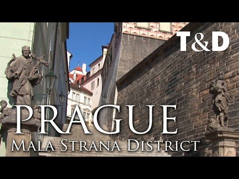 Prague Old Town City Guide: Mala Strana District - Travel & Discover