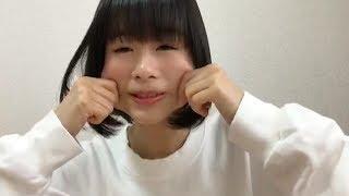 2017/6/01 7:04~ NGT48 チームNⅢ 高倉萌香のSHOWROOM配信 前日の速報7...